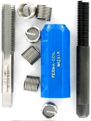TIME-SERT M12 X 1.50 Metric Drain Plug Repair Kit