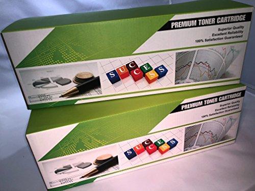 2 Packs Compatible Toner Cartridge Universal TN580 / TN570 / TN560 / TN650