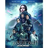 Rogue One: A Star Wars Story [Blu-ray + DVD + Digital HD] (Bilingual)