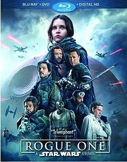 Rogue One: A Star Wars Story [Blu-ray + DVD + Digital HD] (Bilingual) (B01MXLWO5D) | Amazon Products