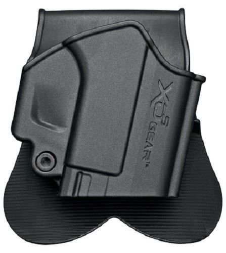 Springfield Armory Xd Gear One Piece Paddle Holster Black
