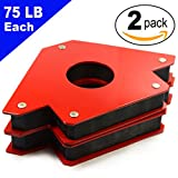 2 Pieces of CMS Magneitcs Magnetic Welding Holder 75 LBS Holding Power