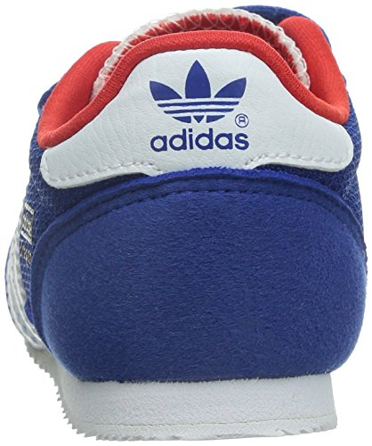 Zapatillas Unisex Azul Niños CF Royal Dragon Adidas wxO4HFEq