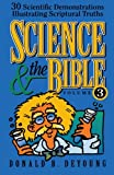 Science and the Bible, Donald B. DeYoung, 080106421X