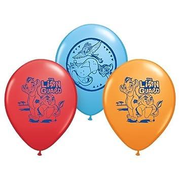 Party Supplies - Pioneer globos de látex 6 CT 12