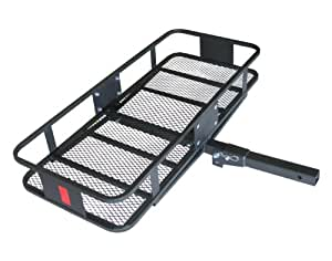 """Heininger 4011 HitchMate  Mounted Cargo Carrier 2"""" Receiver"""