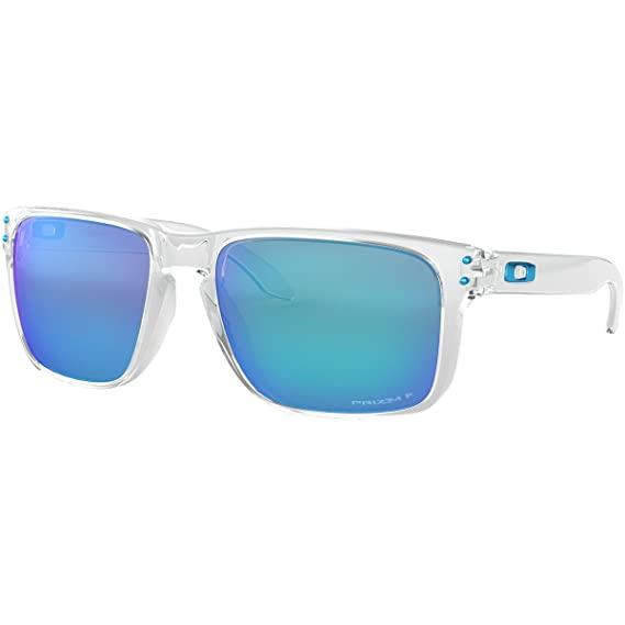 OAKLEY 0OO9417 Gafas de sol, Polished Clear, 59 para Hombre