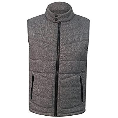 Hot Quilted Vest for Men, Repair Men Clothing Vest for cheap