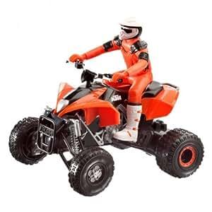 Mondo Motors 63093 Quad KTM ATV - Quad teledirigido con figura