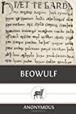 Beowulf, Anonymous, 148396907X