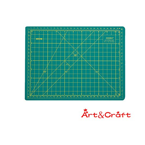 Cutting Mat,Self Healing Rotary Mat Professional Double-Sided Thick Non-Slip Mat 36