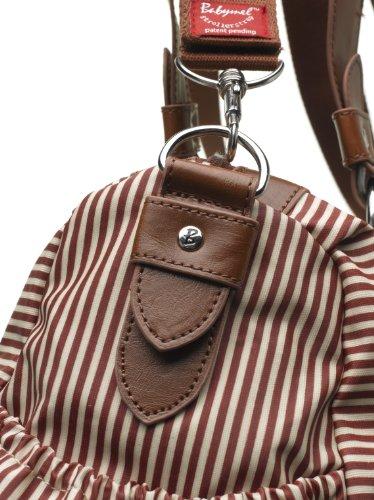 Babymel BM2412 Ella Stripe - Bolso cambiador, diseño de rayas