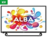 Alba 28 Inch HD Ready 720p Freeview HD LED TV -USB RECORDING & PLAYBACK Black