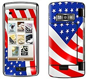 American Flag Skin for LG enV Touch NV Touch VX11000 Phone