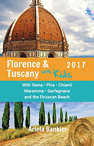 Florence Tuscany Kids Travel Guide ebook product image