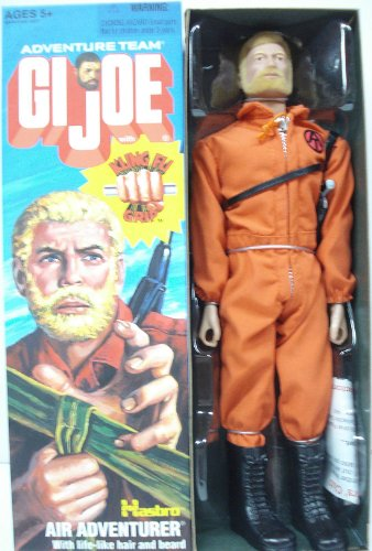 GI JOE Air Adventurer 71581 with Kung Fu Grip 2006