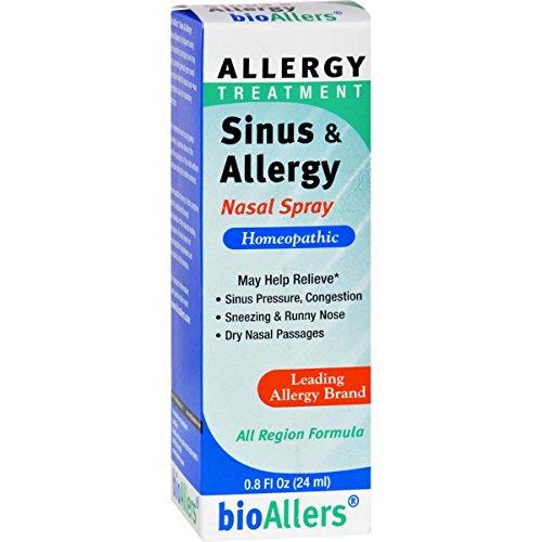 Sinus Allergy Nasal Spray BioAllers