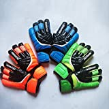 ZX101 Talon Goalkeeper Gloves with Removable Pro Fingersaves Professional Adult Kid Hand Palm Natural Latex Goalkeeper Gloves