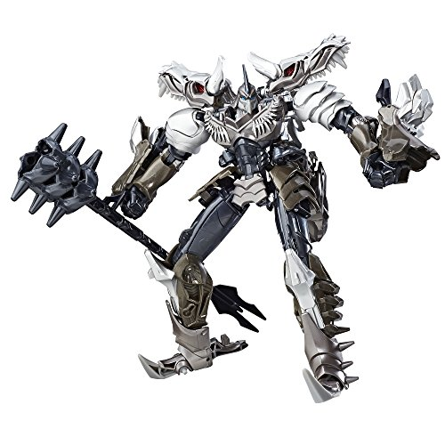 [Transformers: The Last Knight Premier Edition Voyager Class Grimlock] (Iconic Movie Characters Costumes)