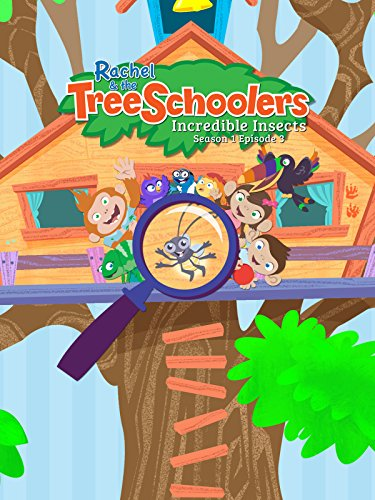 Rachel And The Treeschoolers Season 1 Episode 3  Incredible Insects