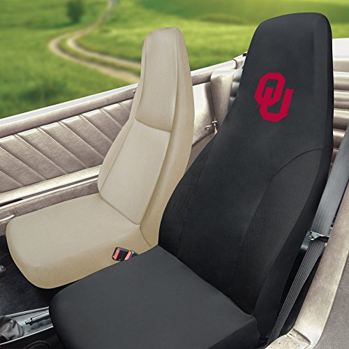 FANMATS NCAA University of Oklahoma Sooners Polyester Seat Cover