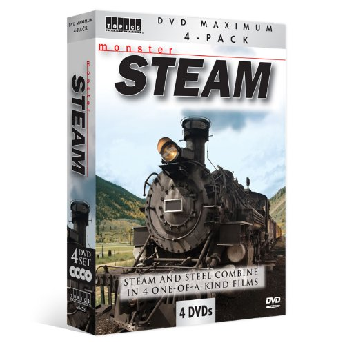 - Monster Steam (4-pack)