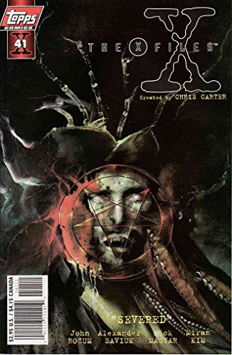 X-Files, The #41 FN ; Topps comic book