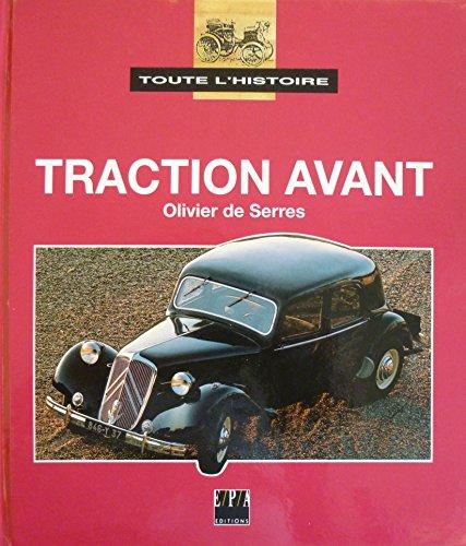 Price comparison product image Toute l'histoire : Traction Avant (Citroën)