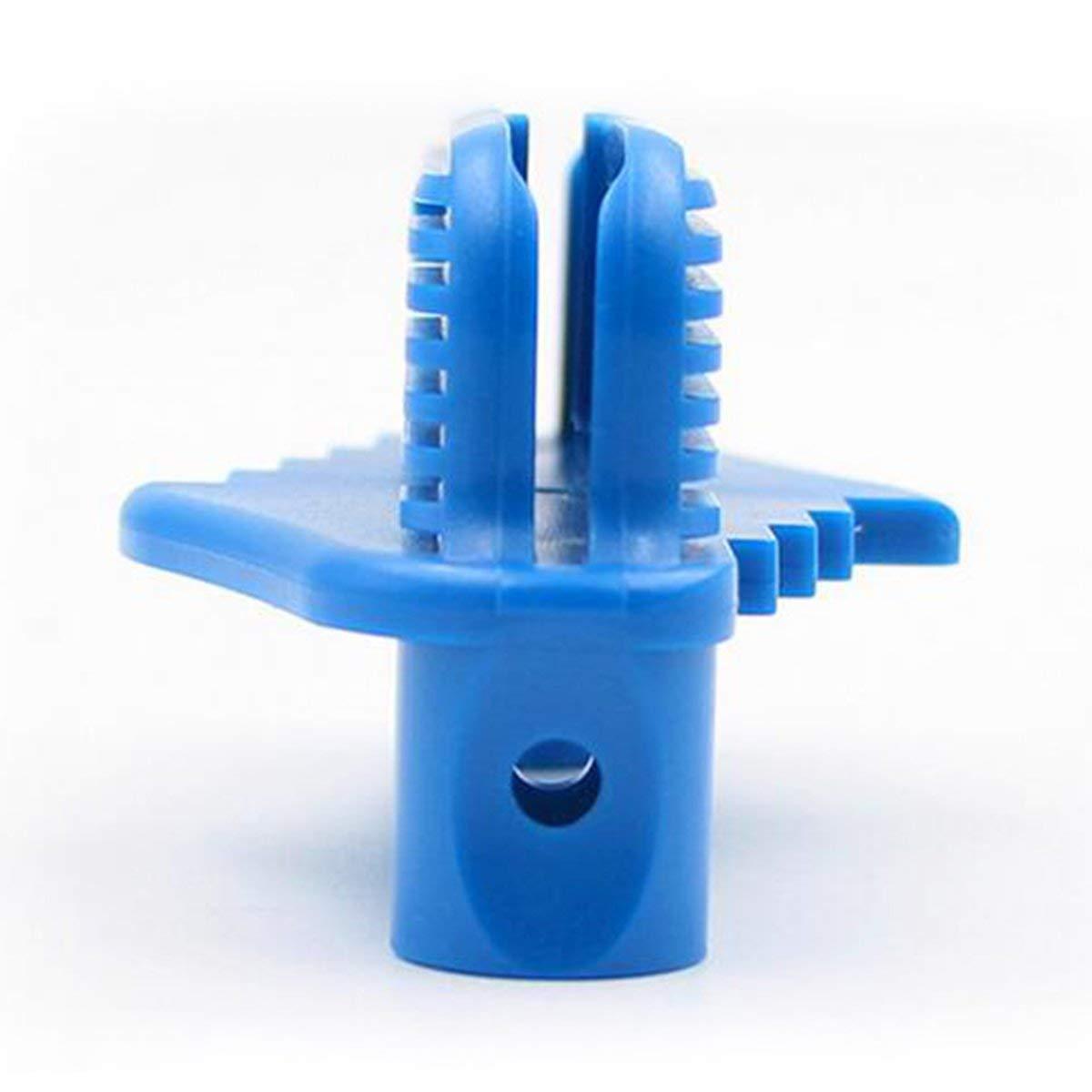 color: azul DF-ES Buscador central L/ínea de trazado de l/íneas Indicador de marcado central Indicador de trazado de carpinter/ía para carpintero Herramientas de l/ínea de centro de dibujo