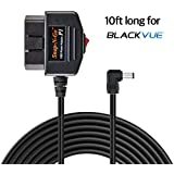 Snap N Go Quick Hardwiring Kit Parking Mode Continuously Recording For BlackVue Dash Cameras Compatible DR-900S DR-750S DR-650S DR490 DR590W DR590 DR450 DR430 1CH 2CH