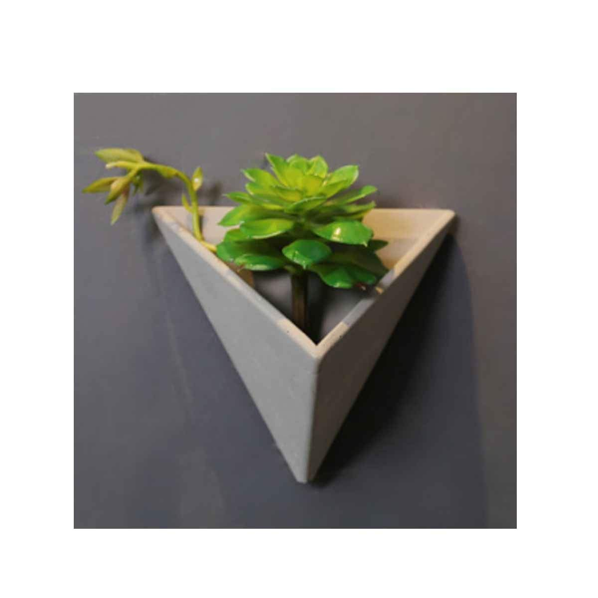 Lotus lotus flower pot combination Jingfeng Wall Decorations, Retro Classic Style, Creative Wall Hanging Living Room Kitchen Corridor Wall Hangings, 19cm Treasure Lotus Flower Pot Combination Fashion