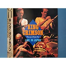 """King Crimson """"Three of a Perfect Pair"""" Live in Japan"""