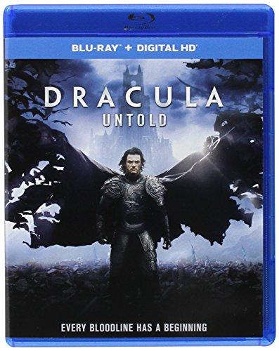 Dracula Untold (Blu-ray + Digital HD + The Huntsman: Winter's War Fandango Cash)