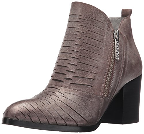 Donald J Pliner Women's Elton-t8 Ankle Bootie Pewter Metallic Leather KJLu9