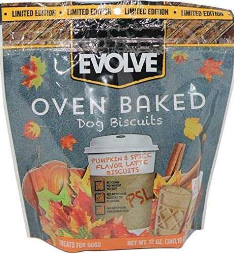 Triumph Evolve Oven Baked Dog Biscuits