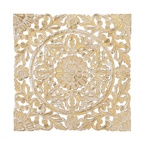 Deco 79 96076 Wood Wall Panel, 20