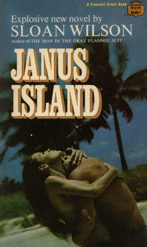 Janus Island (The Man In The Gray Flannel Suit Novel)
