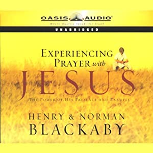 Experiencing Prayer with Jesus Audiobook