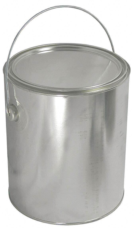 Metal Can, 1 gal. Cap, 7-1/2''H, PK34
