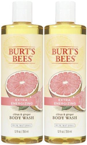 Burts Bees Body Wash   Citrus And Ginger   12 Oz   2 Pk