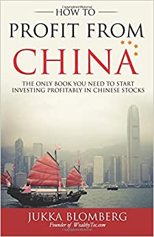 Book How to Profit from China: The only book you need to start investing profitably in Chinese stocks