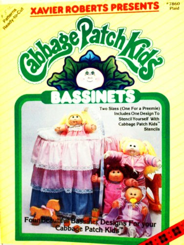 - Xavier Roberts Presents Cabbage Patch Kids - Bassinets