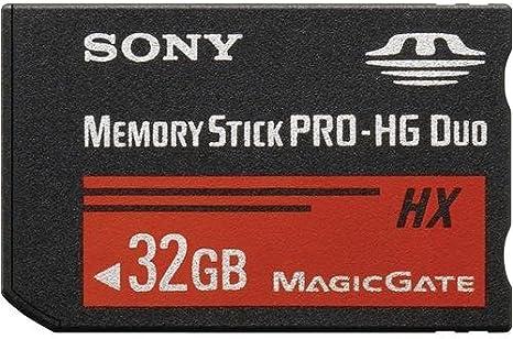 Amazon.com: Sony 32 GB tarjeta de memoria flash memory stick ...