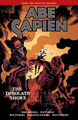 Abe Sapien Volume 8: The Desolate Shore [Mike Mignola - Scott Allie] (Tapa Blanda)