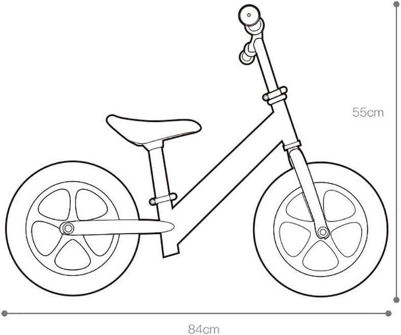 TCBIKE 12 Bici del Balance del Deporte, Bicicleta de Equilibrio ...