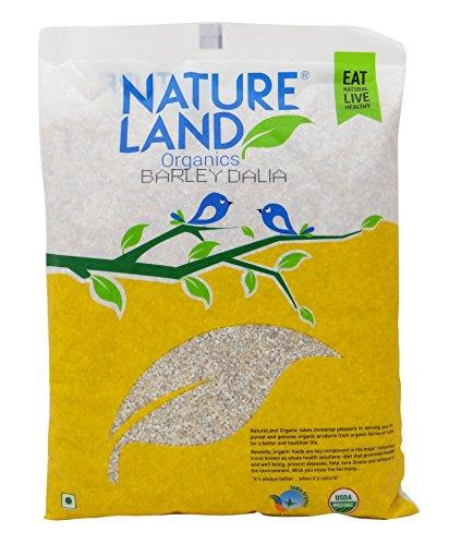 NatureLand Organics Barley Dalia 17.63 Ounce - USDA Certified
