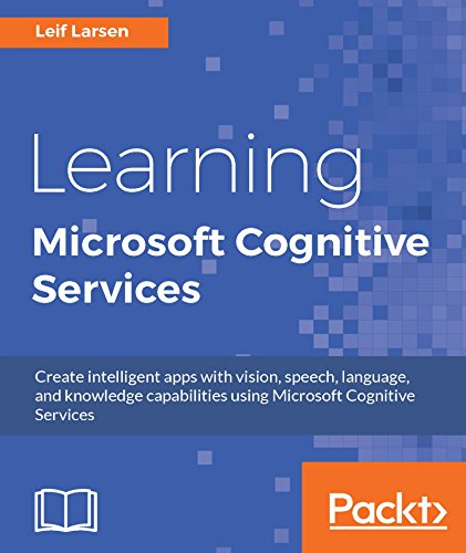 Learning Microsoft Cognitive Services Download Pdf