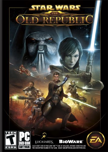 Star Wars: The Old Republic - PC (Pc Mmo)