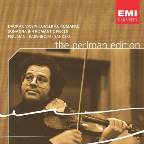 (Dvorak: Violin Concerto in A Minor - Romance - Sonatina - Four Romantic)
