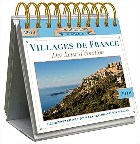 CALENDRIER - Le Grand Almaniak Villages de France 2018